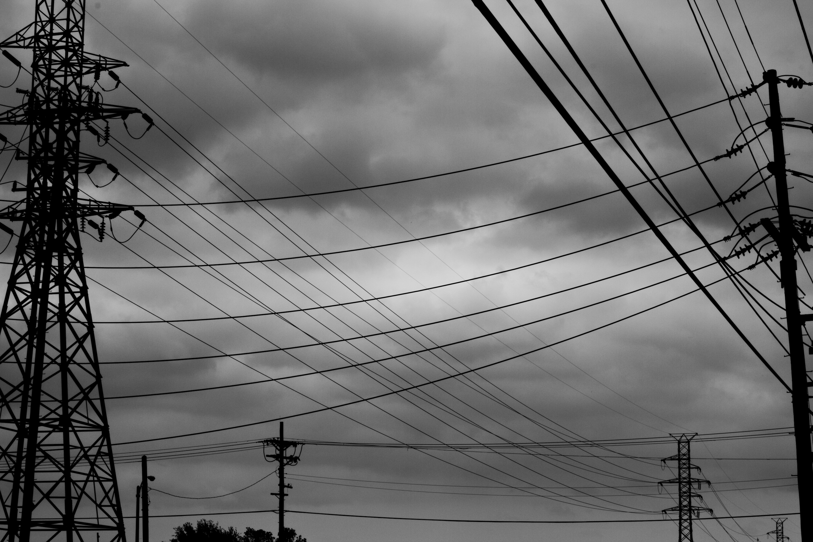 power lines | Braden Piper Photography