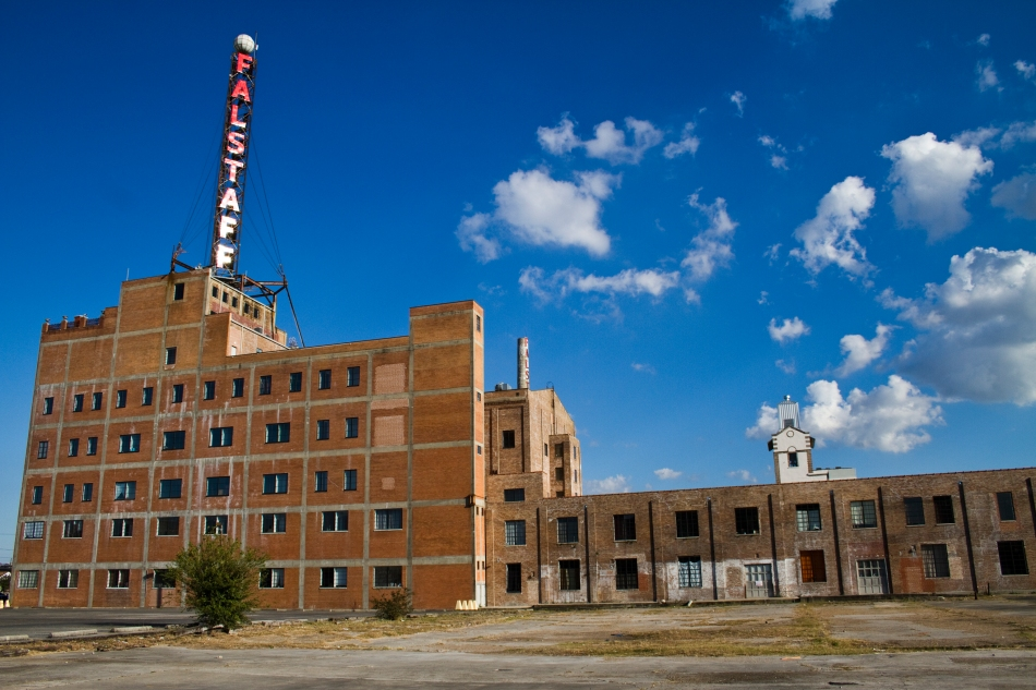 The Old Falstaff Brewery in New Orleans